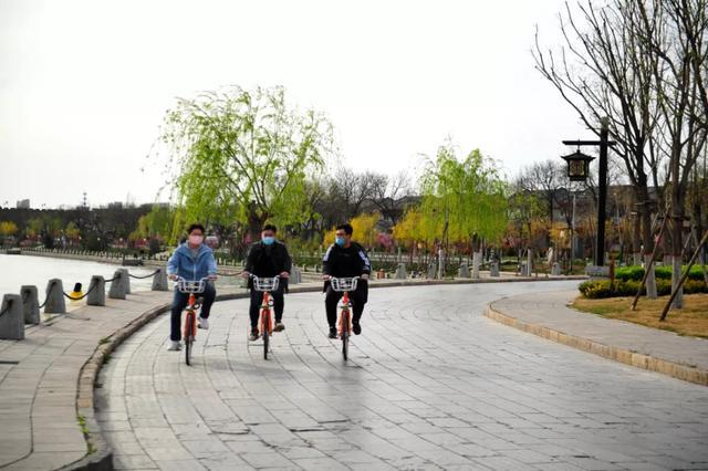 走进春日的江北水城,邂逅人间最美四月天!