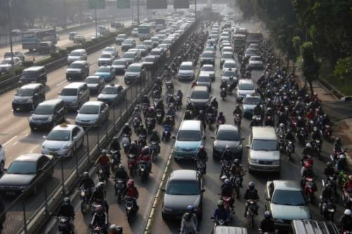 揭秘世界上堵车最变态城市 你的城市上榜没 -青岛新闻